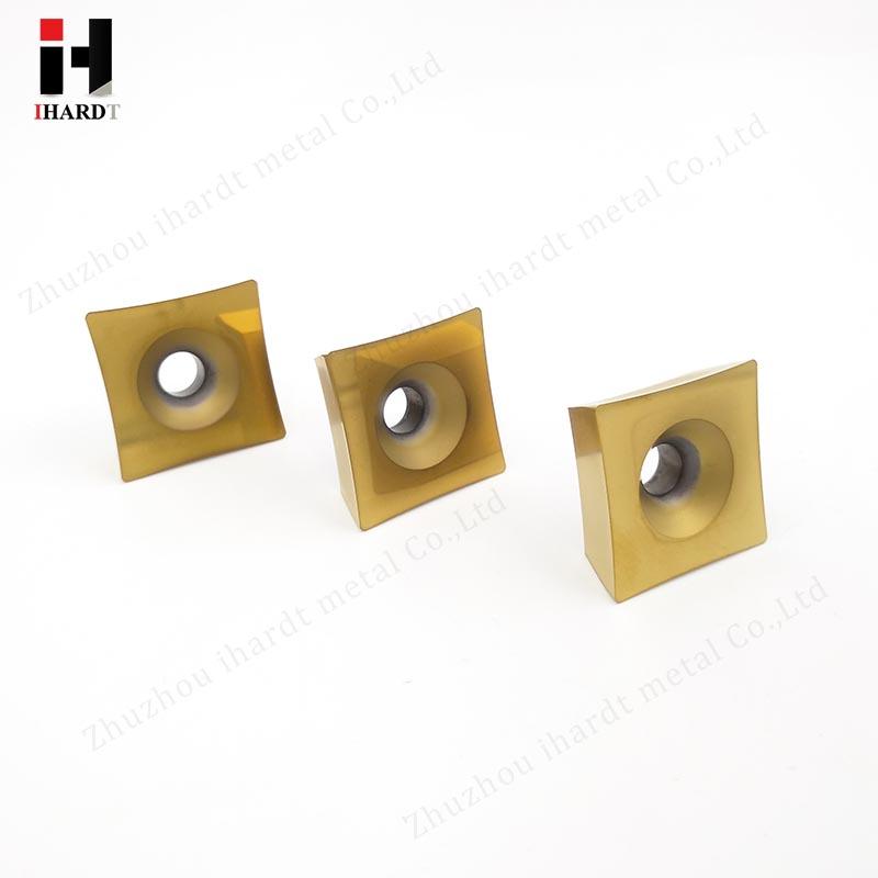 Carbide Spub Exterior Scarfing Inserts 4