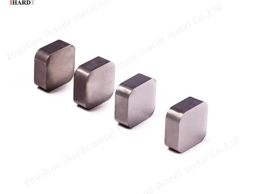 Customized Carbide Inserts